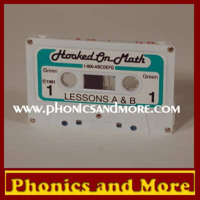 Hooked on Phonics: Hooked on Math green cassette, side 1-2