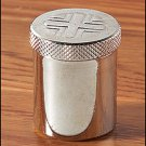 SINGLE HOLY OIL STOCK~STAINLESS STEEL~OIL CONTAINER