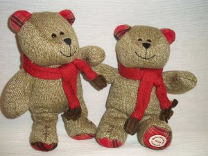 "9"" 88 th Edition in the Bearista® Bear Collection ©2009"