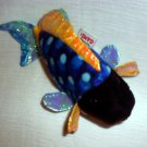 "6"" LIL' KINZ BLUE TRIGGERFISH BY ©GANZ® Stuffed Toy Boy"