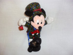"""©DISNEY 2004 NEW YEARS EVE MICKEY MOUSE 11"""""""