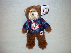 "10"" NEW YORK YANKEES MLB ©2010 by Good Stuff Plush Bear Fans"
