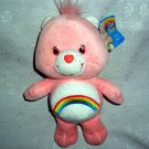 "CARE BEARS™ 9"" ©2002 TCFC MANUFACTURED UNDER LICENSE BY PLAY ALONG"