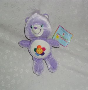 "10""Care Bears �©2004 HARMONY BEAR� by Nanco Collectible Stuffed Toy"