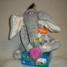 Horton Hears A Who!  By Dr. Seuss MACY'S 2008 Plush Stuffed Animal Toy