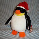 "1998 Collectible plush stuffed Penguin # 602 Zero 6"" original Beanie Baby® by Ty©"