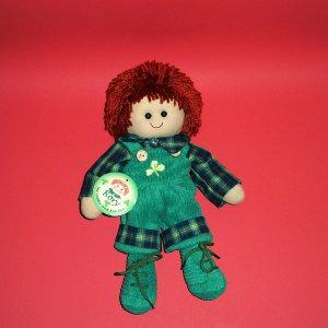 """Irish Rag Doll Rory 12"""""""