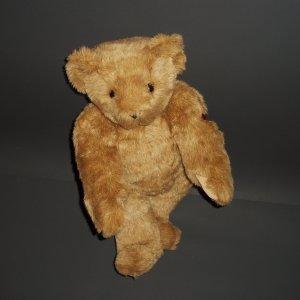 "©Authentic Vermont Teddy Bear Heart Love Plush Toy 16"""