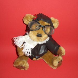 "11"" Pickford Bears Ltd ""Radar"" Bear of Long Life The Brass Button Collectables"
