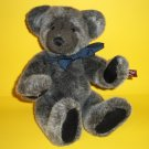 "Vintage Collection Teddy Bear Plush ""Yarwood""™ by Russ® 10"" Seated Position With Botton"