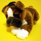 "15 "" 2003 Official Licensed Product Harley Davidson®  Brown Puppy Dog Fans Collection Plush Animal"
