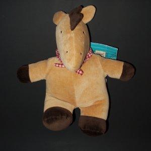 Manhattan Toy® Baby Horse Chime 1999 Plush Soft Cuddly Huggable