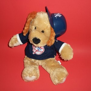 "13"" Teddy Bear Yankees Fans Good Stuff® 05/2010 Plush Stuffed Animal Collectibles Toy"