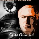 History of Motion Pictures - Early Films by Thomas Alva Edison 1901-02 (DVD, 2005) (2-DVD Set)