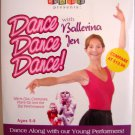 Dance Dance Dance with Ballerina Jen DVD for Girls