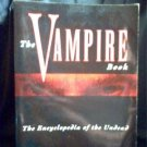 Vampire Book (Encyclopedia of the Undead)