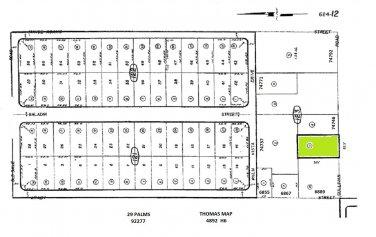 Oversized Lot 29 Palms Sullivan Rd (74746 Sullivan, W of) OFFER PENDING