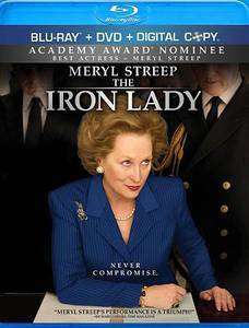 The Iron Lady (Blu-ray, DVD and Digital Copy)