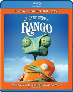 Rango (Blu-ray ONLY)