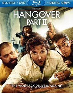 The Hangover Part II (Blu-ray ONLY)