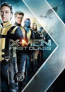 X-Men: First Class (DVD, 2011)