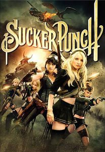 Sucker Punch (DVD, 2011)