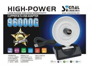 Portable 1500mW USB Wireless Adapter RTL8187L 10dBi Radar 96000G High Power WiFi Adapter Laptop Work