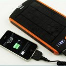 23000Mah mobile power bank Solar charger Rechargeable Battery emergency portable charger