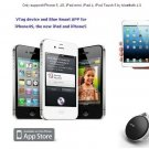 Mini New VTag Bluetooth Anti-Lost Finder Device for Phone 5/4S,iPad 4,iPad Mini