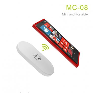 Qi Wireless Charger Wireless Charging Three Coils pad MC-08 for Samsung S5/Note3,Nexus 6/5/4/7