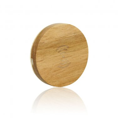 Bamboo wooden Qi Wireless Charger Wireless Charging Pad MC-09 for Galaxy S6 S5 S4 Note4 Nexus 6 5