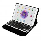 "Wireless Bluetooth Keyboard Slim Thin Folio Leather Case Flip Cover For iPad Pro 9.7"" Tablet White"