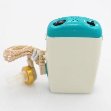 Audiphone Hearing aids Acousticon Elder Adjustable Ton Ear Sound Amplifier Acouophone Deaf-aid