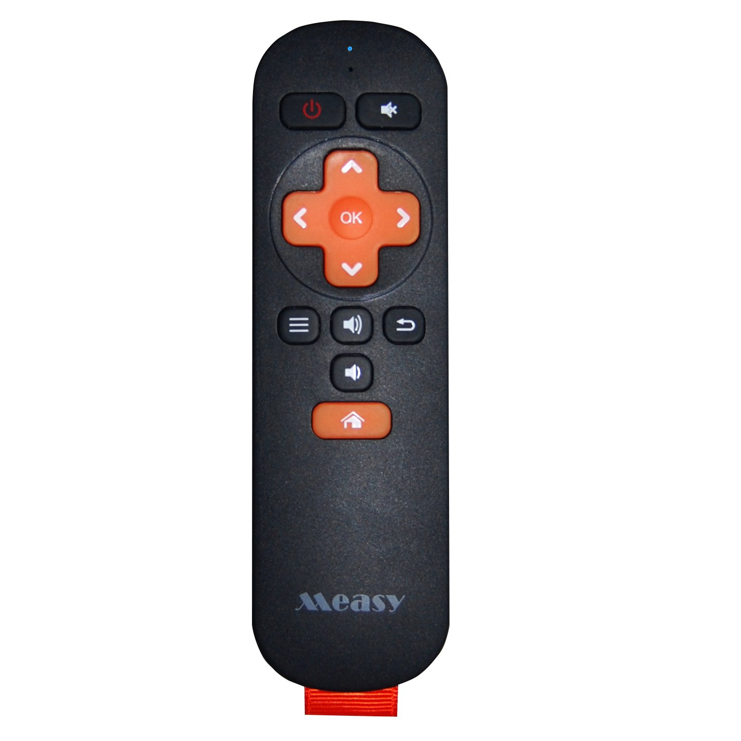2.4G Wireless Keyboard Air Fly Mouse Remote Controller for Laptop PC Smart TV Box Android Dongle
