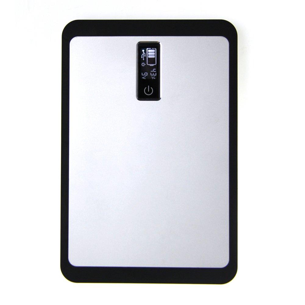 DC9V/12V/16V/19V/20V 26000mAh Power Bank Charger solar energy for Laptop PC Camera Tablet Smartphone