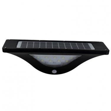 Motion Body Sensor Dim Light Control LED OutDoor Solar Wall Street Road Landscape Door Garden Lamp