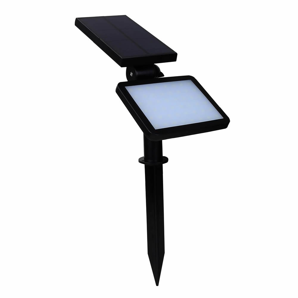 OutDoor Wall Street Road Landscape Door Garden LED Solar Light Lamp With 100%/60%/30%/Flash/SOS Mode