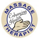 Massage Therapist Magnetic Lapel Pin