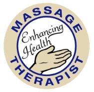 Massage Therapist Magnetic Lapel Pin