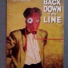 FREE SHIPPING ! John Bolton-Back Down The Line (1991) Paperback