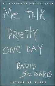 FREE SHIPPING ! Me Talk Pretty One Day by David Sedaris (Paperback-2000)