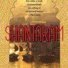 FREE SHIPPING ! Shantaram: A Novel by Gregory David Roberts (Paperback-2003)
