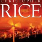 FREE SHIPPING Blind Fall: A Novel by Christopher Rice (Advance Reader's Ed. ) Paperback