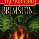 FREE SHIPPING ! Brimstone by Douglas Preston & Lincoln Child (Paperback-2005)