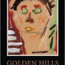 FREE SHIPPING ! Golden Hills by Matt Lutz (Signed First Edition-2016)