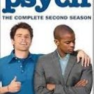 FREE SHIPPING ! Psych: The Complete 2nd Season Starring James Roday & Dule Hill Rated: NR (DVD-2008)