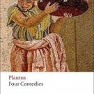 FREE SHIPPING ! Four Comedies (Paperback-2008) by Plautus & Erich Segal (Translator)