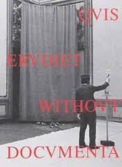 Elio Montanari: Quis Erudiet Without Documenta (Paperback-2015) NEW
