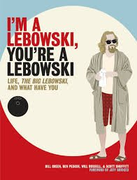 FREE SHIPPING  I'm a Lebowski, You're a Lebowski (Paperback � August 21, 2007)