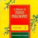 FREE SHIPPING ! A History of Indian Philosophy Vol. 1 by Surendranata Dasgupta